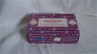 Nag Champa Meditation 12 x 15gm